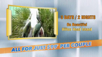 Hilton Head Island TV Spot, 'Great Deals' Featuring Wink Martindale - Thumbnail 5