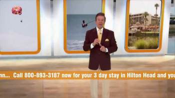 Hilton Head Island TV Spot, 'Great Deals' Featuring Wink Martindale - Thumbnail 7