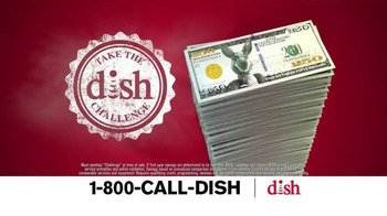 Dish Network TV Spot, 'The Dish Challenge'