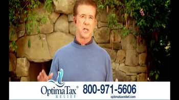 Optima Tax Relief TV Spot, 'Game Changing Relief for Debt' Ft. Alan Thicke - Thumbnail 2
