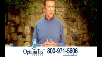 Optima Tax Relief TV Spot, 'Game Changing Relief for Debt' Ft. Alan Thicke