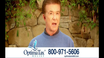 Optima Tax Relief TV Spot, 'Game Changing Relief for Debt' Ft. Alan Thicke - Thumbnail 6