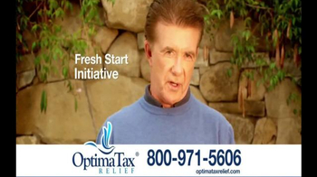Optima Tax Relief TV Spot, 'Game Changing Relief for Debt' Ft. Alan Thicke - Thumbnail 7