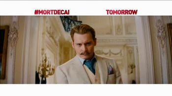 Mortdecai - Alternate Trailer 19