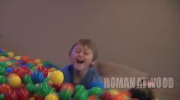 Nissan Super Bowl 2015 Campaign TV Spot, 'Roman Atwood's Ball Pit Prank' - Thumbnail 5