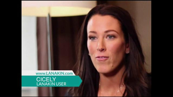 Lanakin TV Spot, 'For Long, Beautiful Lashes' - Thumbnail 1