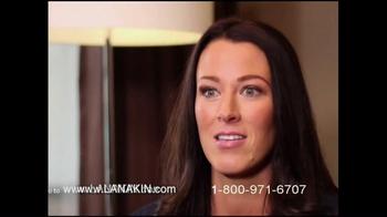 Lanakin TV Spot, 'For Long, Beautiful Lashes' - Thumbnail 4