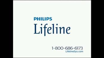 Philips Lifeline TV Spot, 'Go With Confidence' - Thumbnail 10