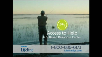 Philips Lifeline TV Spot, 'Go With Confidence' - Thumbnail 7