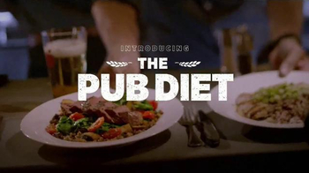 Applebee's TV Spot, 'Introducing the Pub Diet' - Thumbnail 2