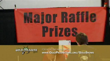 Gold Prospectors Association of America TV Spot, 'Gold & Treasure Shows' - Thumbnail 3