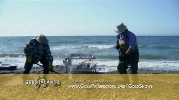 Gold Prospectors Association of America TV Spot, 'Gold & Treasure Shows' - Thumbnail 4