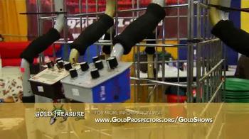 Gold Prospectors Association of America TV Spot, 'Gold & Treasure Shows' - Thumbnail 7