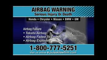 Pulaski & Middleman TV Spot, 'Airbag Warning' - Thumbnail 7
