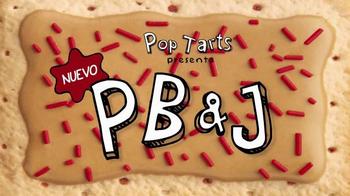 Pop-Tarts Peanut Butter & Jelly TV Spot, 'Bienvenido Nuevo PB&J' [Spanish] - Thumbnail 1