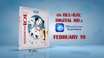 101 Dalmatians Blu-ray and Digital HD TV Spot