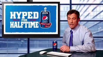 Pepsi TV Spot, 'Critical Halftime Hype' - Thumbnail 2