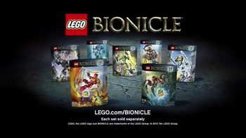LEGO Bionicle TV Spot, 'Battle for the Mask of Power' - Thumbnail 9
