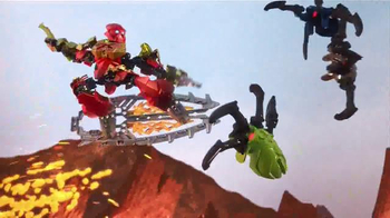 LEGO Bionicle TV Spot, 'Battle for the Mask of Power' - Thumbnail 7