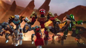 LEGO Bionicle TV Spot, 'Battle for the Mask of Power' - Thumbnail 8