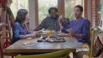 Gazelle.com TV Spot, 'Extra Concert Ticket' - 1433 commercial airings