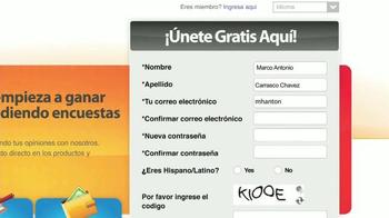 QueOpinas.com TV Spot, '¡Zapasalsa!' [Spanish] - Thumbnail 5