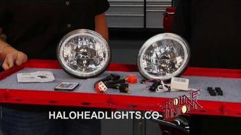 RedLine LumTronix Halo Headlights TV Spot - Thumbnail 2