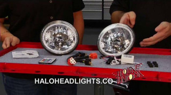 RedLine LumTronix Halo Headlights TV Spot - Thumbnail 4