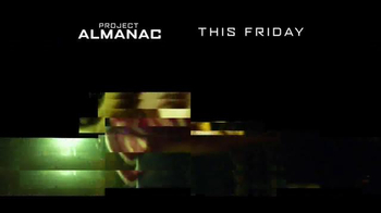 Project Almanac - Alternate Trailer 17