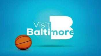 Visit Baltimore 2015 CAA Championship TV Spot, 'Basketball' - Thumbnail 2