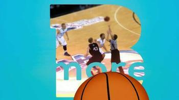 Visit Baltimore 2015 CAA Championship TV Spot, 'Basketball' - Thumbnail 3