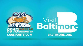 Visit Baltimore 2015 CAA Championship TV Spot, 'Basketball' - Thumbnail 9