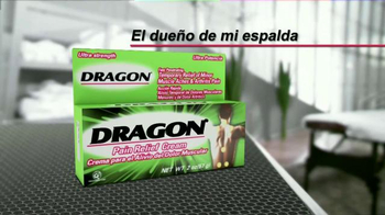 Dragon Pain Relief Cream TV Spot, 'Masajista' [Spanish] - Thumbnail 9