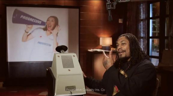Progressive TV Spot, 'Exclusive Marshawn Lynch Interview With Kenny Mayne'
