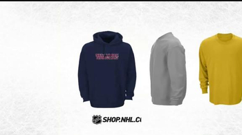 NHL Shop TV Spot, 'Selection of Hoodies, Tees and More' - Thumbnail 2