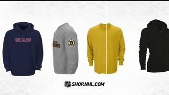 NHL Shop TV Spot, 'Selection of Hoodies, Tees and More' - Thumbnail 3