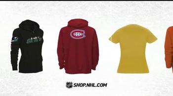 NHL Shop TV Spot, 'Selection of Hoodies, Tees and More' - Thumbnail 5