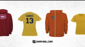 NHL Shop TV Spot, 'Selection of Hoodies, Tees and More' - Thumbnail 6