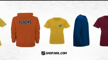 NHL Shop TV Spot, 'Selection of Hoodies, Tees and More' - Thumbnail 7