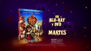 The Book of Life Blu-ray y DVD TV Spot [Spanish] - Thumbnail 9