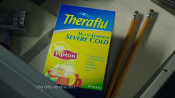 Theraflu Multi-Symptom Severe Cold TV Spot, 'Break Free' - Thumbnail 4