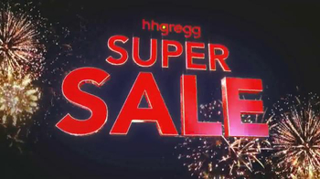 h.h. gregg Super Sale TV Spot, 'Savings Lineup' - Thumbnail 2