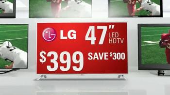 h.h. gregg Super Sale TV Spot, 'Savings Lineup' - Thumbnail 4