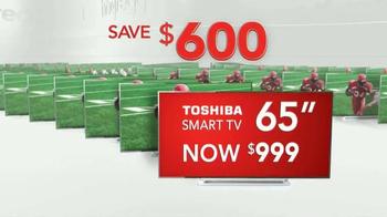h.h. gregg Super Sale TV Spot, 'Savings Lineup' - Thumbnail 5