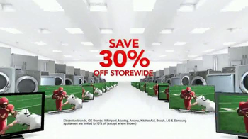 h.h. gregg Super Sale TV Spot, 'Savings Lineup' - Thumbnail 7