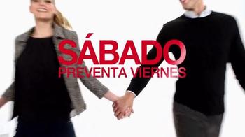 Macy's Venta de un Día TV Spot, 'Clásico y Moderno' [Spanish] - Thumbnail 2
