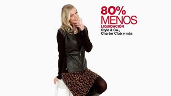 Macy's Venta de un Día TV Spot, 'Clásico y Moderno' [Spanish] - Thumbnail 4