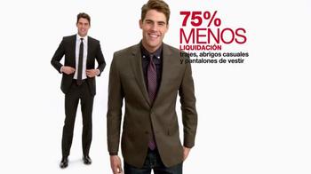 Macy's Venta de un Día TV Spot, 'Clásico y Moderno' [Spanish] - Thumbnail 5