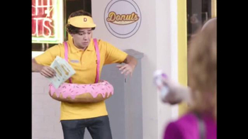 Dannon Light & Fit Protein Shake TV Spot, 'Ice Cream Truck' Song by Snap! - Thumbnail 8
