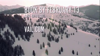 Vail TV Spot, 'Like Nothing On Earth' Featuring Lindsey Vonn - Thumbnail 8